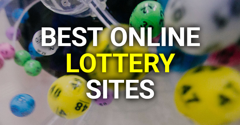 best online lottery sites